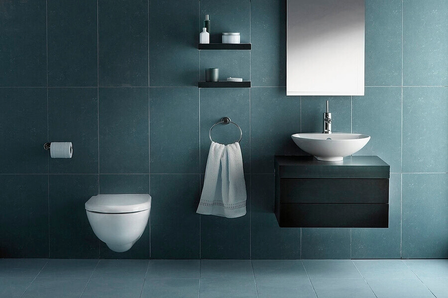 Domestic Tiling Bathroom Services in Derby